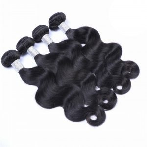 Loose Body Wave Full Lace Natural Looking Hair Bundles