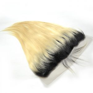 Blonde Colored Full Lace Frontal Wigs