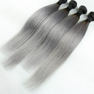 Grey Silky Straight