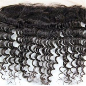 Loose Deep Curly Lace Frontal Hair Wigs